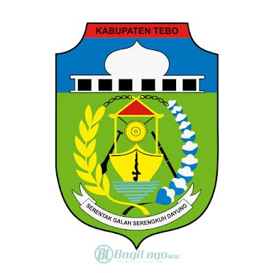 Kabupaten Tebo Logo Vector Bagilogo Com