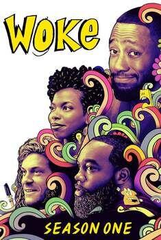 Woke 1ª Temporada Torrent - WEB-DL 720p/1080p Legendado
