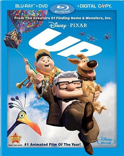 Up Blu-ray Movie Review & Trailer