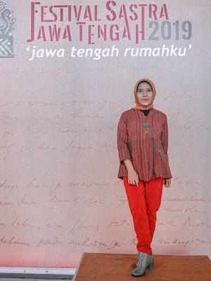 Festival Sastra Jawa Tengah 2019