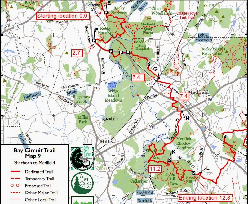 Breakheart Outdoors: Bay Circuit Trail Map 9 - Rocky Narrows ...