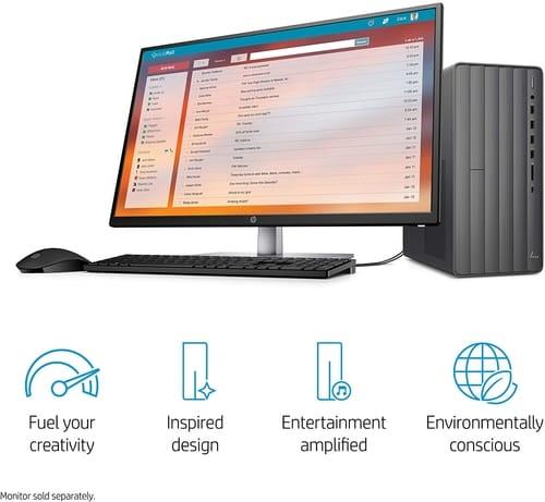 HP Envy TE01-1022 Desktop Computer 2020