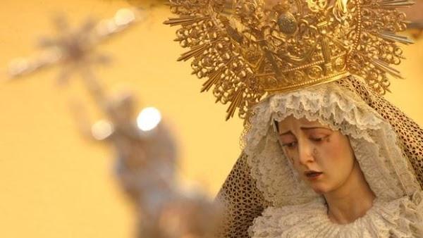 Horario e Itinerario Rezo de los misterios de Nuestra Señora de la Estrella. Córdoba 08 de Septiembre del 2021