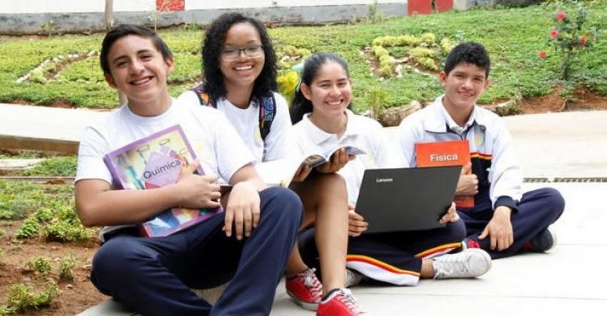 COAR: 2698 estudiantes con habilidades sobresalientes del Perú obtienen vacante para estudiar en los Colegios de Alto Rendimiento