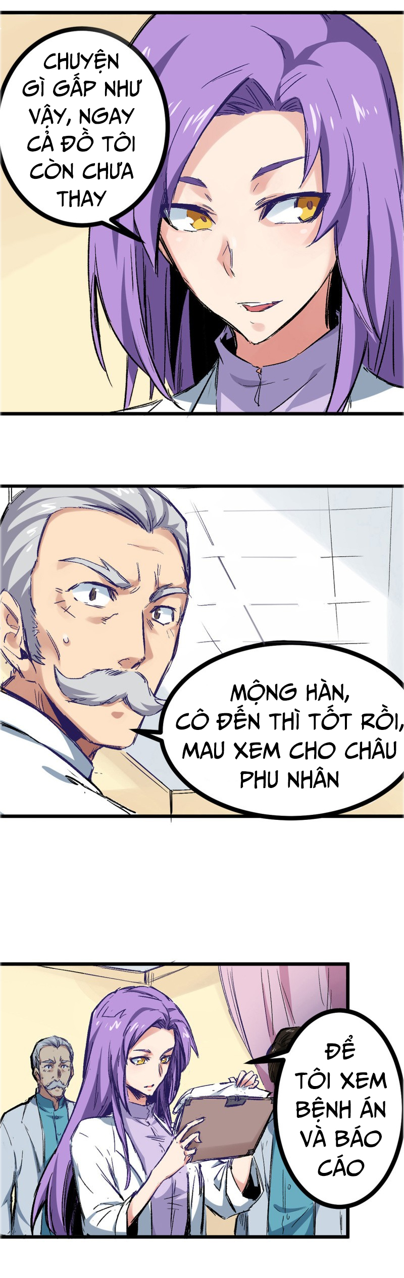Đỉnh Phong Thần Y Chapter 1 video - Hamtruyen.vn
