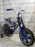 16 Inch Forland BMX Suspension Kide Bike