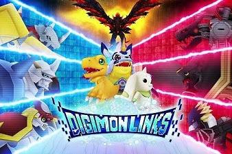 DigimonLinks Mod Apk English v2.5.2 (God Mode/High Damage)