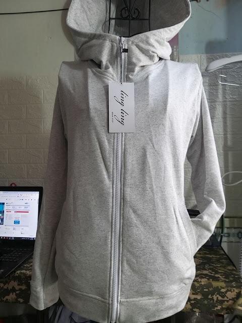 Xưởng May Áo khoác nữ thời trang - msp premium hoodies 001