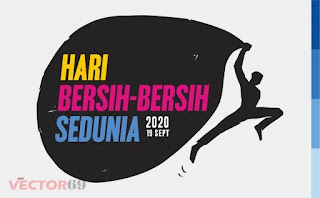 Logo Hari Bersih-bersih Sedunia 2020 - Download Vector File EPS (Encapsulated PostScript)