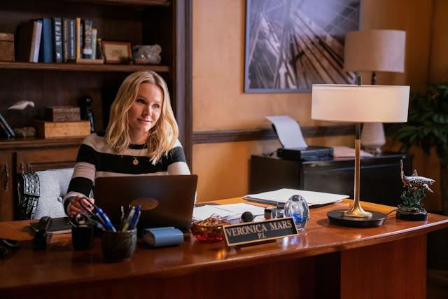 Kristen Bell en la 4ª Temporada de 'Veronica Mars'