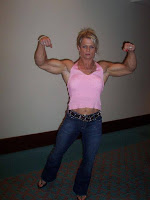 Strong female bodybuilding and muscle women