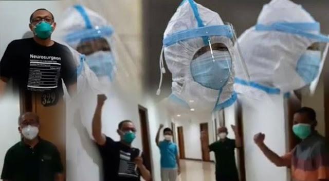 46 Tenaga Medis RSUP dr Kariadi Positif Terinfeksi Corona