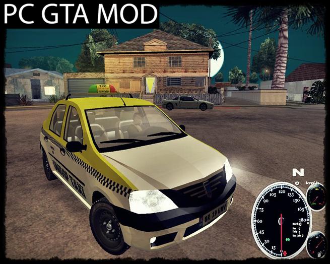 Gta san andreas taxi passenger mod gtainside. Com.