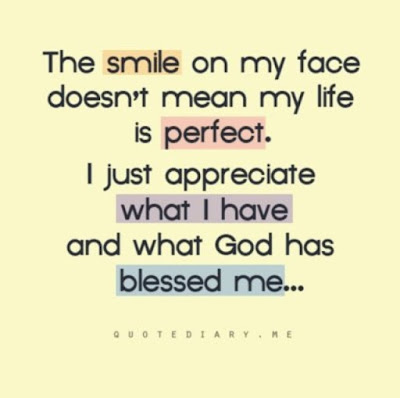 God Quotes About Smile