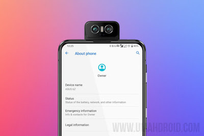 Asus Zenfone 6 Update Android  10