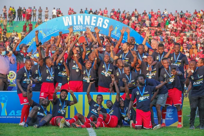 Simba 1-0 Yanga |We have finished the 2020/21 season by achieving our goals