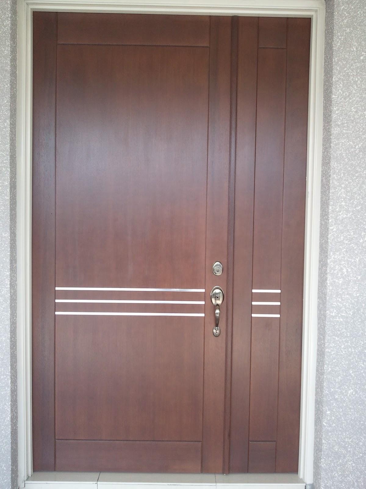 Sin Choong Yan Woodwork Sdn Bhd Main Door
