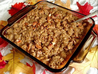 Southern Sweet Potato Casserole Recipe