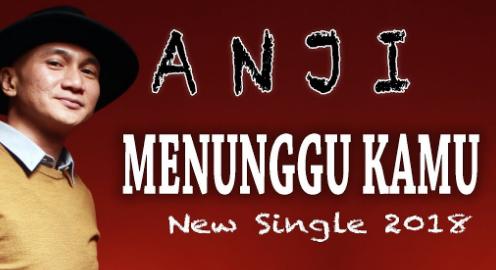 Download Lagu Anji - Menunggu Kamu Mp3 (4,34MB) Ost Jelita Sejuba,Anji, Pop, Lagu Ost, 2018
