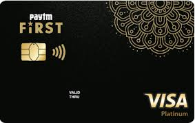 Paytm Customer Care Articles : Paytm Launched Paytm First Card, India's First Unlimited Cashback Credit Card