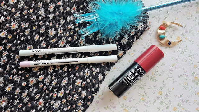 Haul NYX: Faux Whites & Bright Idea