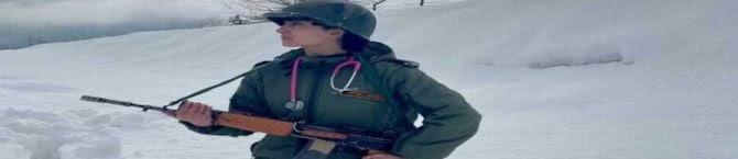 Meet Deepshika Chettri, Sikkim's Second Woman Army Captain