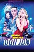 (18+) Don Jon 2013 Hindi (HQ Fan Dubbed) 720p BluRay