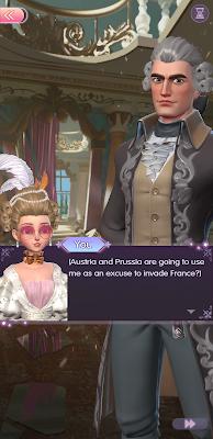 Marie argues about political tactics