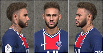 Neymar New Face 2020