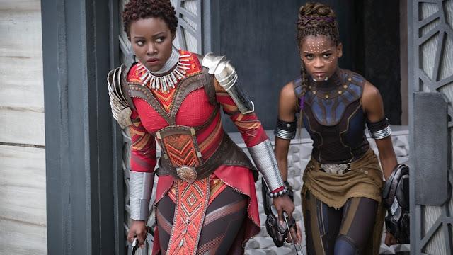 Nakia und Shuri, die Frauen von Wakanda