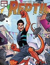 Read Reptil comic online