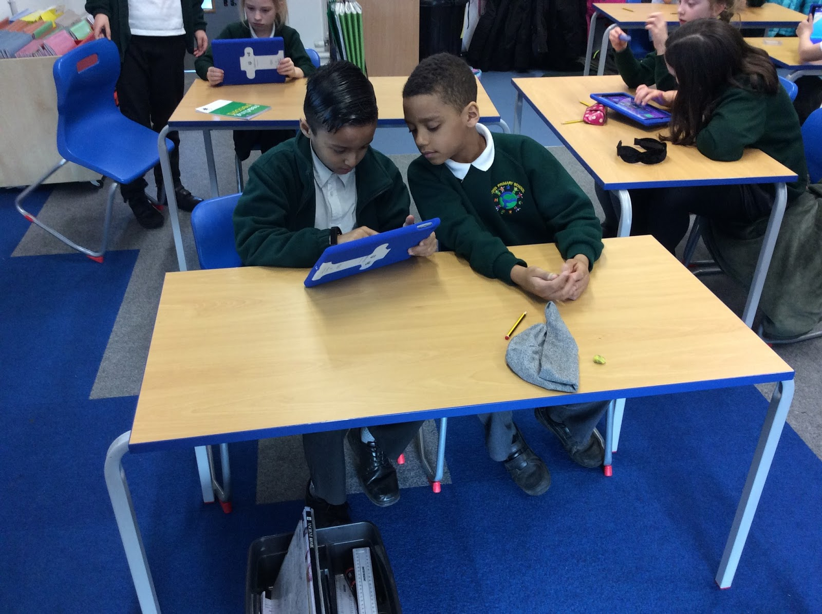 Suttons Primary School: Year 4 Mathletics Session
