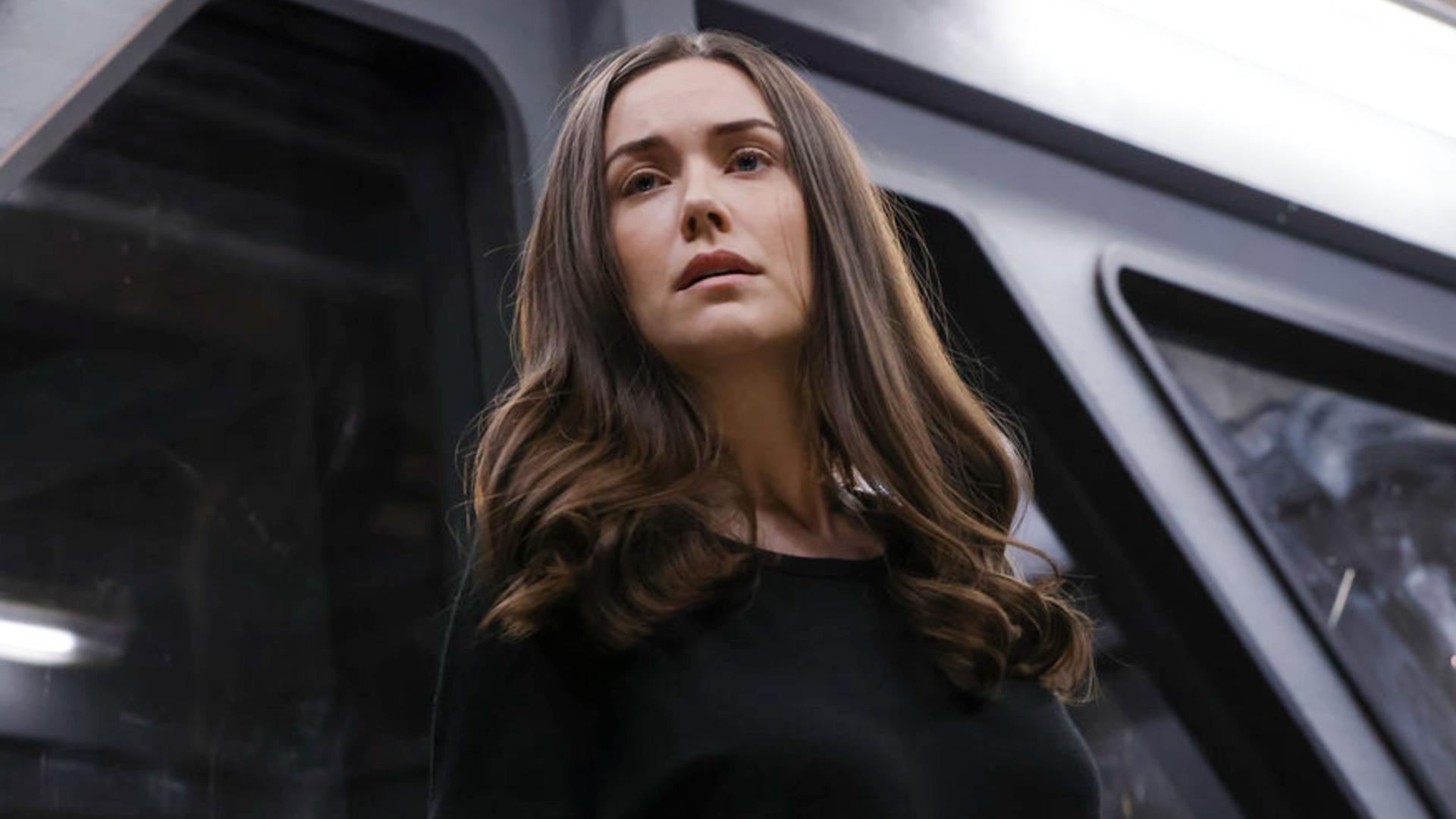 The Blacklist Season 8 Episode 20 'Godwin Page' Elizabeth Liz Keen Megan Boone NBC