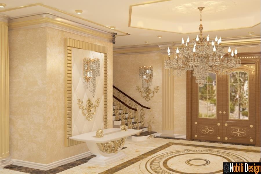 Design interior casa de lux Bucuresti - Amenajare interioara casa clasica Bucuresti. Fie ca optati pentru o amenajare de lux sau pentru design interior in stilul clasic din perioada secolului al-IX-lea, designerii nostri va vor ajuta sa faceti alegerea potrivita.