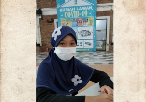 Hidup Sebantang Kara, Ibunya Meninggal dan Kini Ditinggal Keluarganya Karena Masuk Islam
