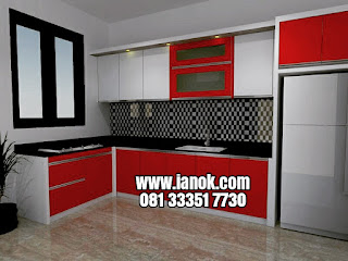 Kitchen Set Murah Mewah