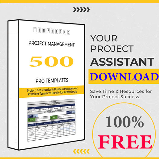 500 PRO Project Management Templates - Free Download