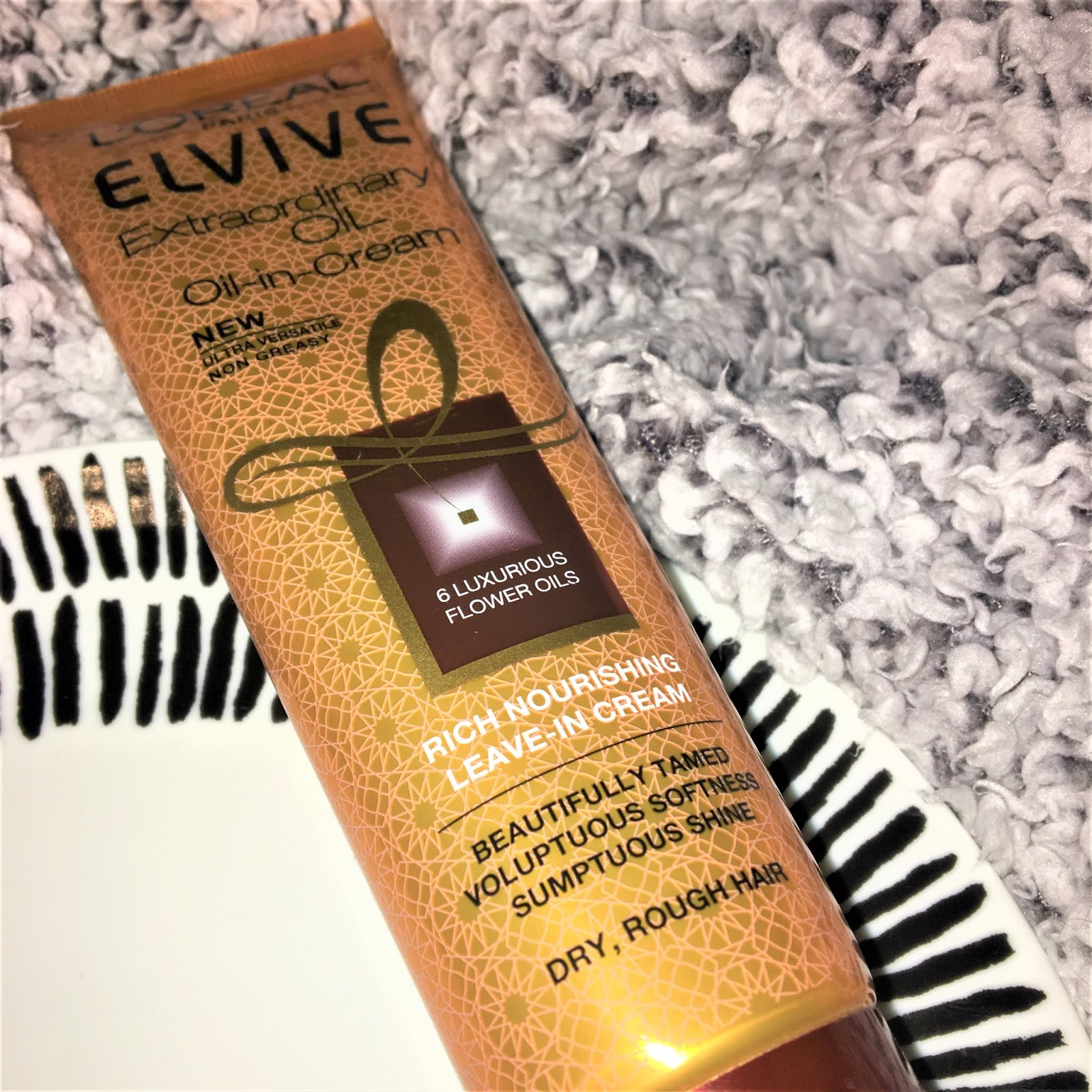 L'oreal Paris Elvive Extraordinary Oil-in-Cream