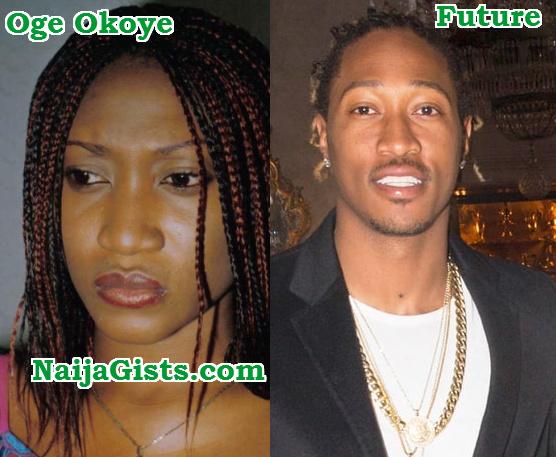 British Rapper Says Nigerian Actress Oge Okoye Looks Like