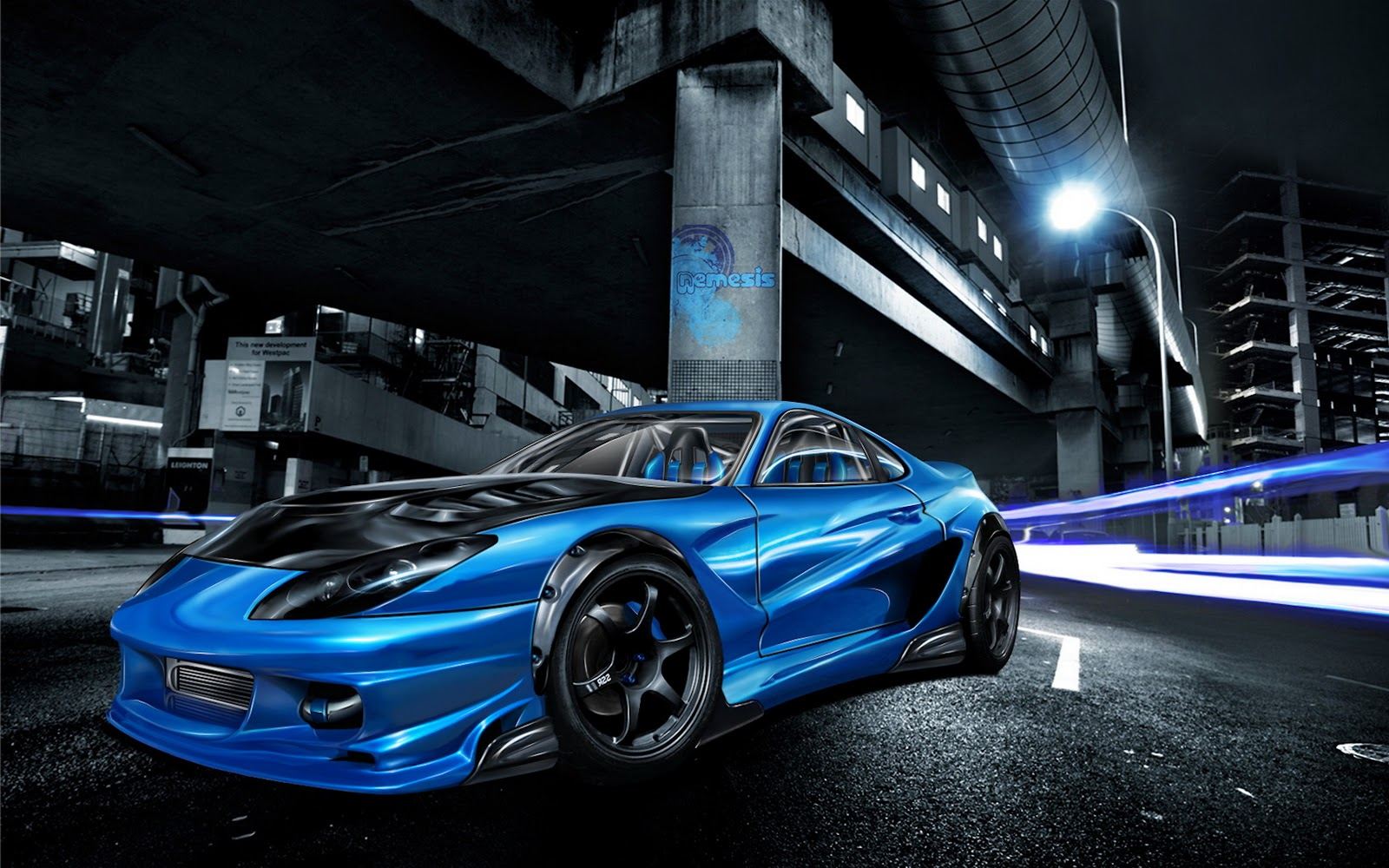 Street Racing Cars 2012 Photos