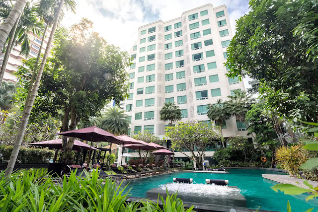 With its perfect location right in the heart of Bangkok, 12th Avenue Hotel Bangkok is the ideal choice for your next stay in the City of Angels. Surrounded by lush gardens and trees, the hotel is a green oasis, and the perfect escape and relax hideaway, yet at the same time perfectly positioned for Bangkok's best shopping, nightlife, and dining, combining the best of all worlds.