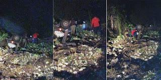 Acidentes são registrados em Andaraí
