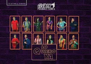Musical LO QUIERO YA | Teatro Libre de Chapinero
