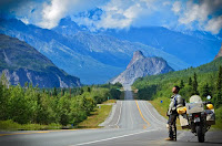 360° Motorrad Weltreise Panamericana Offroad