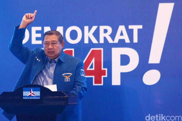 SBY akan Kampanye Prabowo-Sandi Maret 2019, PKS Gembira