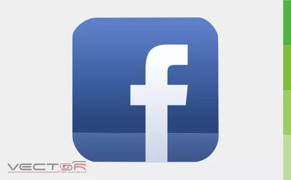"""Facebook """"f"""" (2012) Logo Icon - Download Vector File CDR (CorelDraw)"""