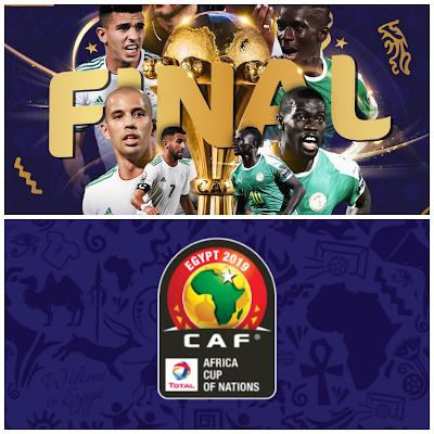 La finale de la coupe d'Afrique 2019 Algérie vs Sénégal : Date , heures et chaînes de télévision pour ce match