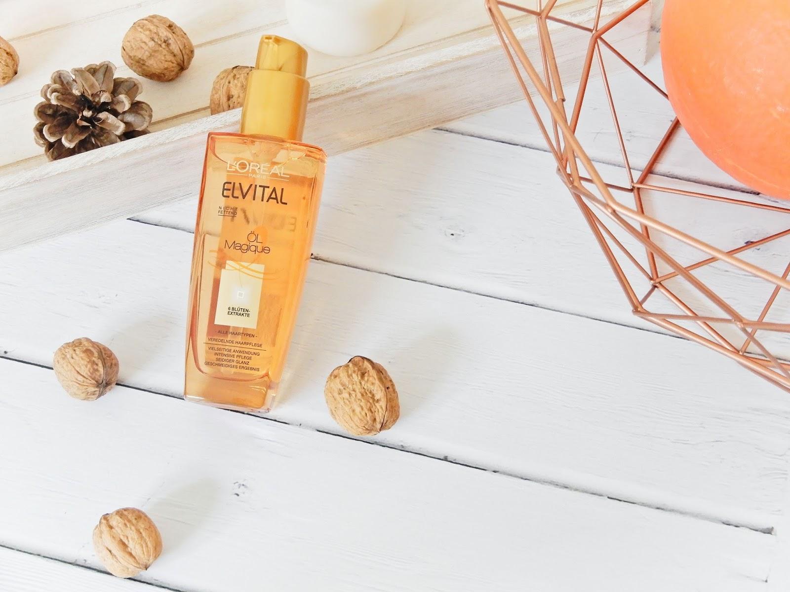 Eliksir Odżywczy Elseve od L'Oréal Paris