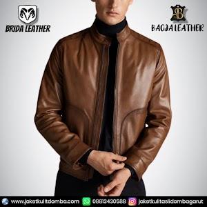 WA 08813430588 | Jual Jaket Kulit Asli Domba dan Sapi di Batang Hari