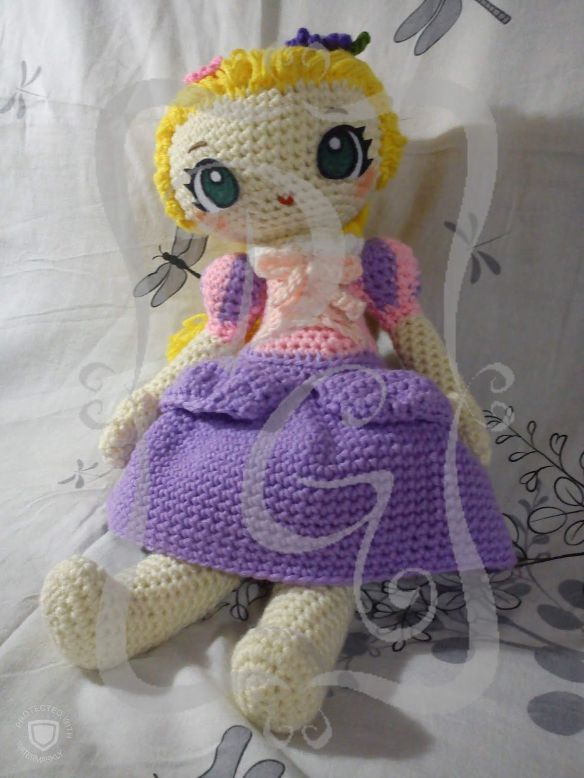Amigurumi Disney contest Prize by Cinciut on DeviantArt | 1600x1200